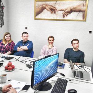 Uczestnicy XXVI Miedziowego Klubu Mikrobiznesu w Głogowie